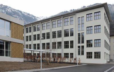 glarnersteg Mühleareal, Schwanden