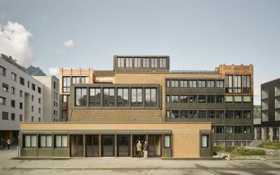 Sanierung und Erweiterung Gemeindehaus Horw