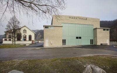 Markthalle, Burgdorf