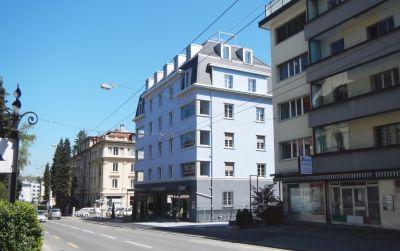 Total Sanierung Mehrfamilienhaus Luzern
