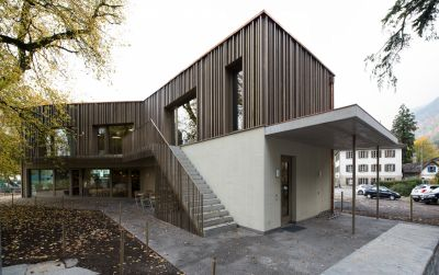 Pavillon Altdorf