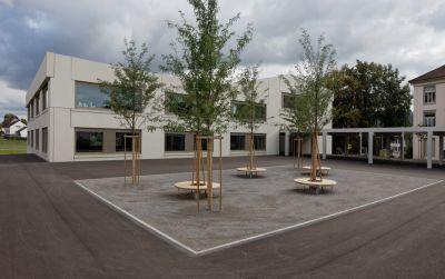 Schulanlage Bahnhofstrasse, Mellingen
