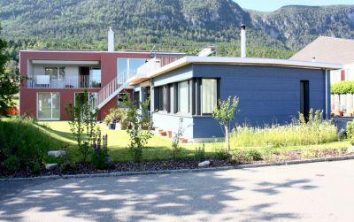 Umbau/Sanierung Einfamilienhaus, Anbau zusätzliche Wohneinheit