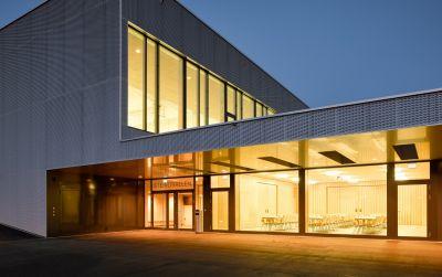 Neubau Sporthalle mit Schulräumen Möhlin