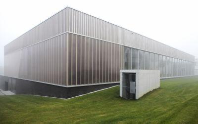 Neubau Mehrzweckhalle Rickenbach