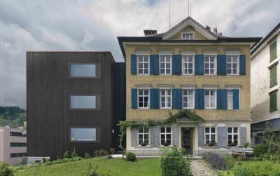 Erweiterung Bürgerhaus