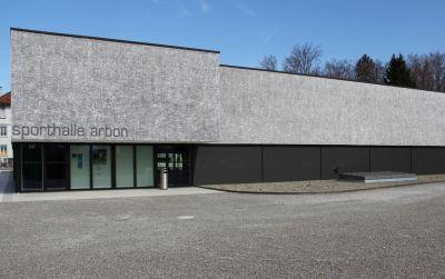 Neubau Sporthalle Arbon