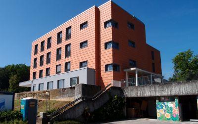 Neubau Wohnheim Blumenhaus
