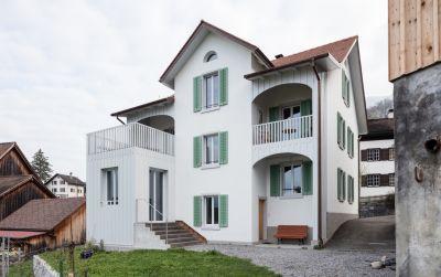 Umbau und Erweiterung Haus Batliner