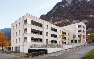 Neubau Mehrfamilienhaus Lehenwies