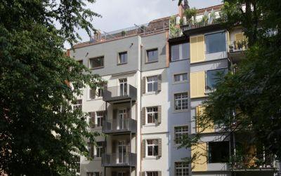 Wohnhaus Apollostrasse