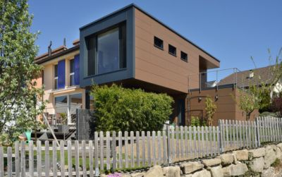 Habitation & Bureau d'architecture de Vitelli Architectes Sàrl