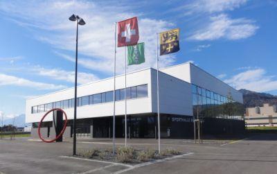Dreifachsporthalle Bildstöckli