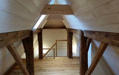Aus- und Umbau Dachstock zu Wohnraum