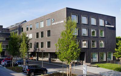 Erweiterung Mitte Schulthess Klinik Zürich