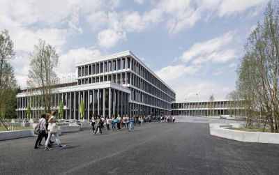 Sanierung und Erweiterung Kantonsschule Heerbrugg