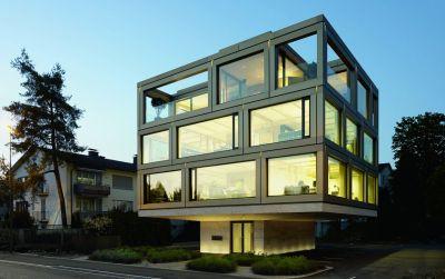 Bürogebäude Wüst und Wüst, Küsnacht (ZH)
