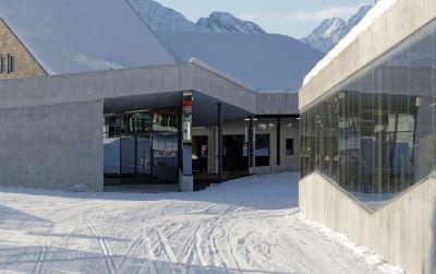 Umbau Bergstation Bettmeralp