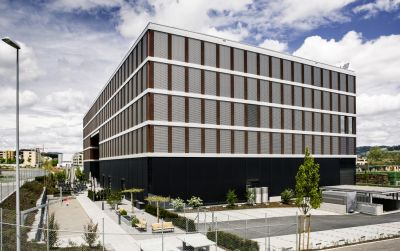 Businesspark Bison