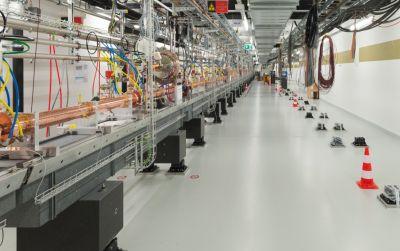 SwissFEL Grossforschungsanlage