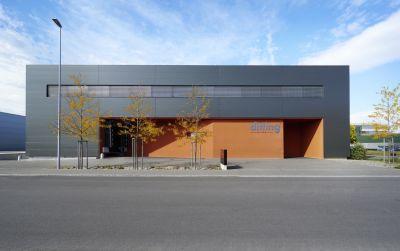 Betriebsgebäude Ditting Maschinen AG
