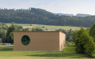 Ricola Kräuterzentrum