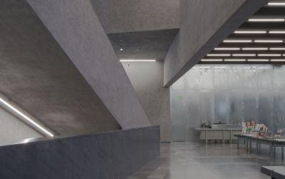 Neubau Kunstmuseum Basel