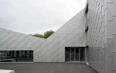 Agrandissement de l'école et de la nouvelle salle de gym Moréchon 2 à Savièse