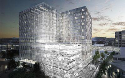 Inselspital Bern Baubereich BB12
