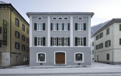 Anbau, Sanierung Wohnhaus Verena Trepp