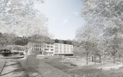 Domicil Kompetenzzentrum Demenz Oberried, Belp - Sanierung und Erweiterung