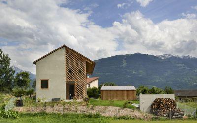 Wohnhaus in Savièse