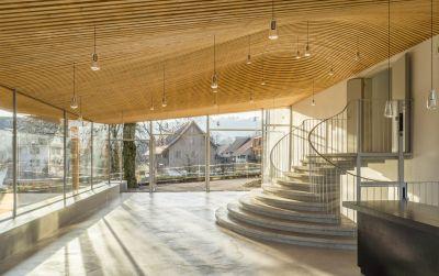 Foyer, Künstlerhaus Boswil