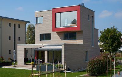 Maison en bois Minergie-P