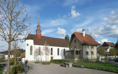 Sanierung  und Anbau Sigristenhaus Kapelle Heilig Blut