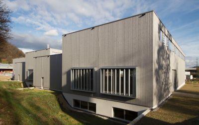 Erweiterung Ost, Betriebsgebäude Türenfabrik Brunegg AG (Infrastruktur & Betrieb)