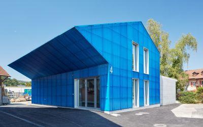 Büro- und Gewerbegebäude Poolprofi AG