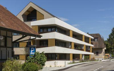 Mehrfamilienhaus Chrüzmatt Sissach