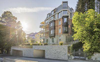 Stadtvilla in Luzern