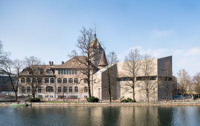 Erweiterung Landesmuseum