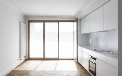 Sanierung Mehrfamilienhaus Morgartenring