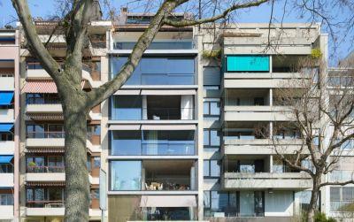 Neubau Mehrfamilienhaus Unterer Rheinweg Basel