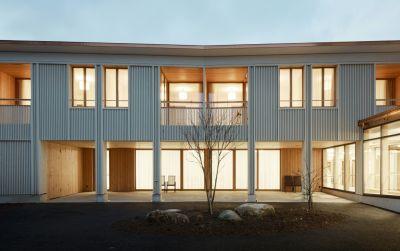 Haus Selma - Erweiterung Bürgerheim Arbon