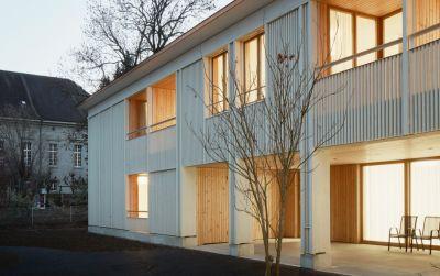 Haus Selma - Erweiterung Bürgerheim