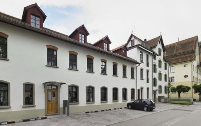 Wohn- und Gewerbehaus Pilatus- Erlenstrasse, Zug