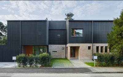 Aufstockung + Anbau, 3 Wohnhäuser in Münchenstein