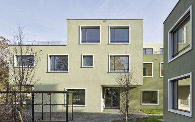 Wohnungen und Kindergarten Guggenbühl, Dietikon