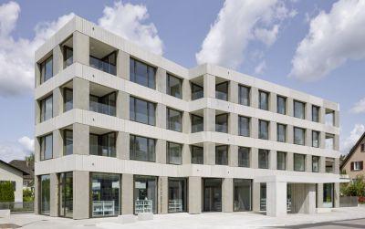 Wohnungen und Bibliothek, Regensdorf