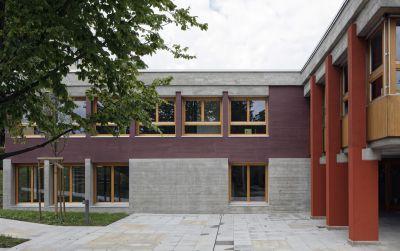 Erweiterung Kindergarten Allmend in Baden
