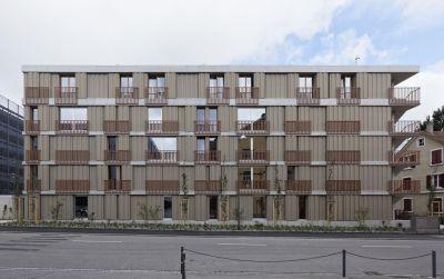 Immeuble résidentiel Gartenstrasse Baden